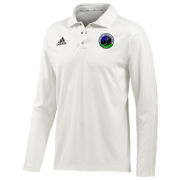 East Kent Cricket Academy Adidas Elite L/S Playing Shirt