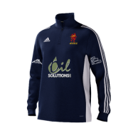 Appleby Eden CC Adidas Navy Training Top