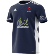 Appleby Eden CC Adidas Navy Training Jersey