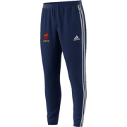 Appleby Eden CC Adidas Junior Navy Training Pants