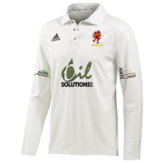 Appleby Eden CC Adidas Elite L/S Playing Shirt