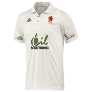 Appleby Eden CC Adidas Elite S/S Playing Shirt