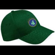 Goatees CC Green Baseball Cap