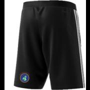 Goatees CC Adidas Black Training Shorts
