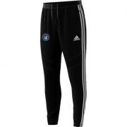 Goatees CC Adidas Black Training Pants