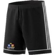 Oakwood Park Grammar School CC Adidas Black Junior Training Shorts