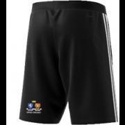 Oakwood Park Grammar School CC Adidas Black Training Shorts