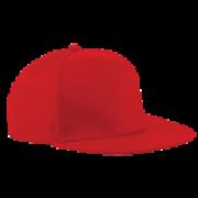 Wheldrake CC Red Snapback Cap