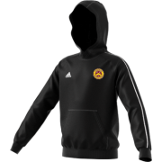 Wheldrake CC Adidas Black Junior Fleece Hoody