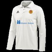 Wheldrake CC Adidas Elite L/S Playing Shirt