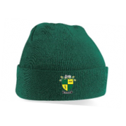 Bradfield CC Green Beanie
