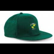 Bradfield CC Green Snapback Hat