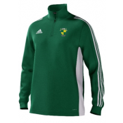 Bradfield CC Adidas Green Junior Training Top