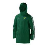 Bradfield CC Green Adidas Stadium Jacket