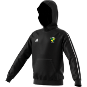 Bradfield CC Adidas Black Junior Fleece Hoody