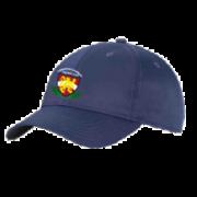 Loddington & Mawsley CC Navy Baseball Cap