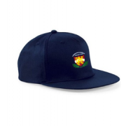 Loddington & Mawsley CC Navy Snapback Hat