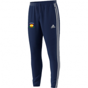 Loddington & Mawsley CC Adidas Navy Training Pants