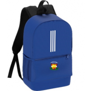 Loddington & Mawsley CC Blue Training Backpack