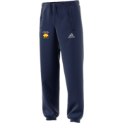 Loddington & Mawsley CC Adidas Navy Sweat Pants