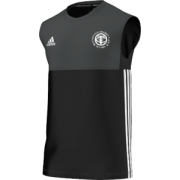 Thornton CC Adidas Black Training Vest