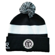 Thornton CC Black AR Bobble Beanie