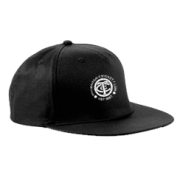 Thornton CC Black Snapback Hat