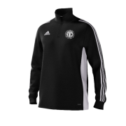 Thornton CC Adidas Black Junior Training Top