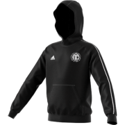 Thornton CC Adidas Black Junior Fleece Hoody