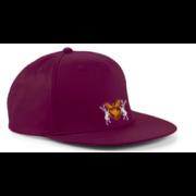 Cockfosters CC Maroon Snapback Hat