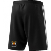 Cockfosters CC Adidas Black Training Shorts
