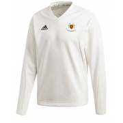 Cockfosters CC Adidas Elite Long Sleeve Sweater