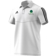 Park Hill CC Adidas White Polo