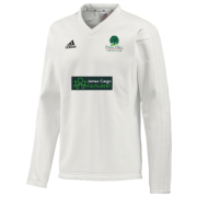 Park Hill CC Adidas L/S Playing Sweater