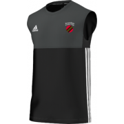 Broomfield CC Adidas Black Training Vest
