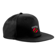 Broomfield CC Black Snapback Hat