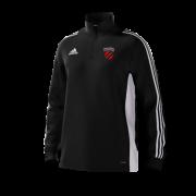 Broomfield CC Adidas Black Junior Training Top