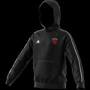 Broomfield CC Adidas Black Junior Fleece Hoody