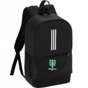 Abingdon Vale CC Black Training Backpack
