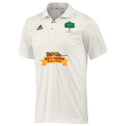 Hillam & Monk Fryston CC Adidas Elite Junior Playing Shirt