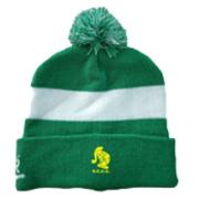 Sully Centurions CC Green AR Bobble Beanie