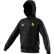 Sully Centurions CC Adidas Black Junior Fleece Hoody