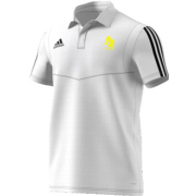 Sully Centurions CC Adidas White Polo
