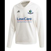 Bar of Northern Ireland CC Adidas Elite Long Sleeve Sweater