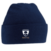 Broadwater CC Navy Beanie