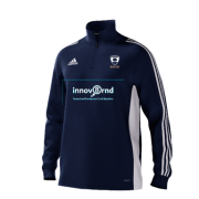Broadwater CC Adidas Navy Junior Training Top
