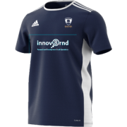 Broadwater CC Adidas Navy Junior Training Jersey