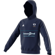 Broadwater CC Adidas Navy Junior Fleece Hoody