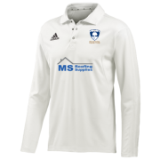 Broadwater CC Adidas Elite L/S Playing Shirt