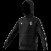 Southwell CC Adidas Black Training Pants
